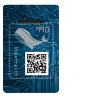 Crypto stamp 3.0 Blauwal_Markenblock_Vorder- und Rückseite.png